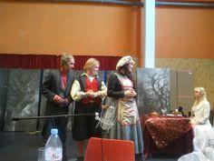 Tijdens mijn stage bij Van Engelenburg Theaterproducties mocht ik aanwezig zijn bij de repetities van Nightmare de Musical.