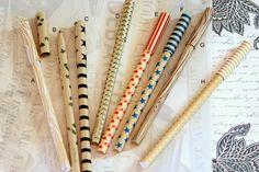Jonesy Paper Pens @ stationery love in New Zealand