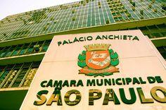 entrada Câmera Municipal de São Paulo (Palacio Anchieta) - Google Search