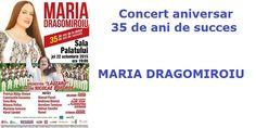 Maria Dragomiroiu - Concert aniversar Orchestra, Concert, Concerts, Band