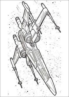 Star Wars The Force Awakens Printables 7 - Star Wars Printables - Ideas of Star Wars Printables #starwarsprintables #starwars - Star Wars The Force Awakens Printables 7