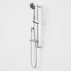 The Caroma Burst Rail Shower #caroma #shower #bathroominspo  http://www.caroma.com.au/bathrooms/showers/showers-styles/showers-on-rails