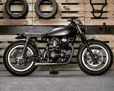 @maverickmotorcycles Kawasaki KZ400