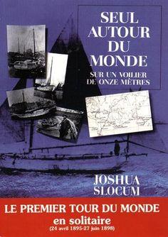 SEUL AUTOUR DU MONDE, SLOCUM JOSHUA, librairie-maritime.com