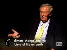 Richard Leakey on Climate Change and Conservation - TVO's Big Ideas Signs Of Intelligence, Charles Darwin, Climate Change, Conservation, Big, Music, Green, Youtube, Ideas