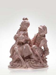 """""""SAME BUT DIFFERENT"""" COLLECTION / Italian figures for your home"""