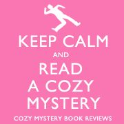 Cozy Mystery Book Reviews  - cozy mysteries are my favorite fiction!