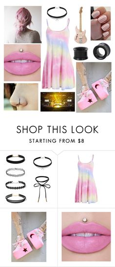 """""""I Will Make You Queen Of Everything"""" by drummergirl95 ❤ liked on Polyvore featuring Y.R.U."""