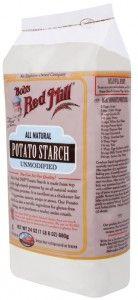 Is Bob's Red Mill Potato Starch GMO?