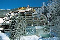 Wintersport hotel in Bad Gastein Oostenrijk. Goed eten en fantastisch voor kinderen.