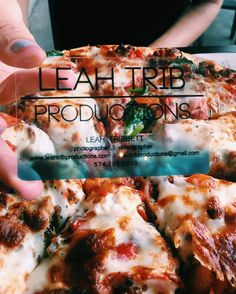 Check out these cool cards for @leahtribproductions #printing #clearplasticbusinesscards #transparentbusinesscards #transparentcards #leahtribproductions #businesscards #businesscard #morningprint #coolbusinesscards #womeninbusiness #smallbusinessowner #localartist #indiana #indianaphotographer #indianavideograper #indianapolis #pizza #foodie #photographer #midwest #leahtrib