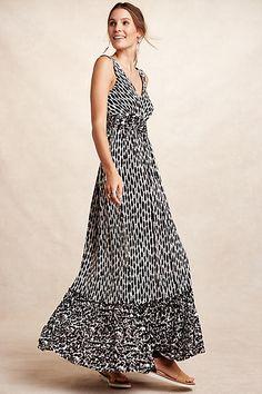 Seacoast Maxi Dress - anthropologie.com