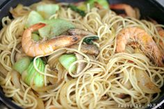 Spaghetti, Ethnic Recipes, Food, Meal, Eten, Meals, Noodle