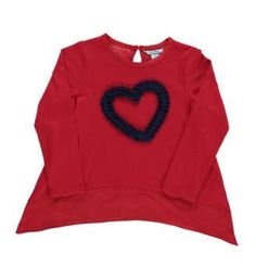 Hartstrings Mesh Heart Tunic