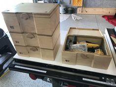 Build Photos - Standardized Shop Storage Boxes - Imgur