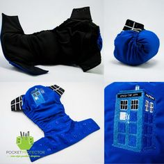 Cover Your Baby's Butt With Geeky Cloth Diapers! We are so getting these. Doctor Who Baby, Doctor Who Tardis, Cloth Nappies, Cloth Pads, Baby Mine, Baby Baby, Little Babies, Little Ones, Diaper Covers