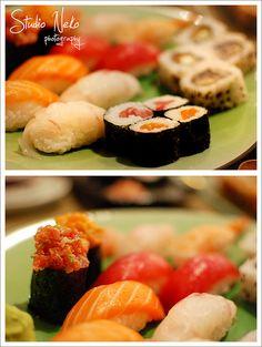 Sushi Mix #Sushi #Sushimi