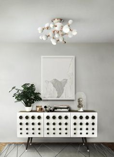 With the good weather making more frequent appearances, summer houses find life once again. Today, we've have made a brief selection of gorgeous console tables which will bring the best of your summer décor out.  http://bocadolobo.com/blog #bocadolobo #modernconsoles