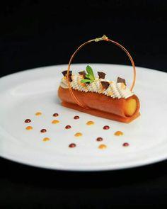 Plated Pâtisserie