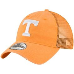 the best attitude 22fe8 85df0 discount code for mens new era tennessee orange tennessee volunteers tonal  washed trucker 9twenty adjustable snapback