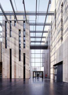 Gallery - Nanjing Art Museum / KSP Jürgen Engel Architekten - 9