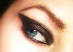 Make up in black