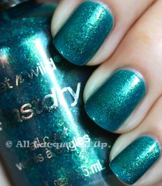 wet n wild teal of fortune