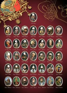 Sultans of the Ottoman Empire Sultan Ottoman, Sultan Murad, Empire Ottoman, Ottoman Turks, Cultura General, Legends And Myths, Asian History, Social Science, North Africa
