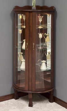 1000 Images About Furniture China Cabinet On Pinterest