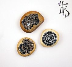 Paperweight Stones - Painted Stones