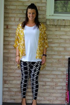 Ask Away...: Outfit of the Day: Playing with Patterns
