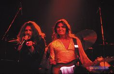 Deep Purple live in 1976 Tommy Bolin, Roger Glover, Jon Lord, David Coverdale, Concert Posters, Metal Bands, Long Beach, Deep Purple, Lineup