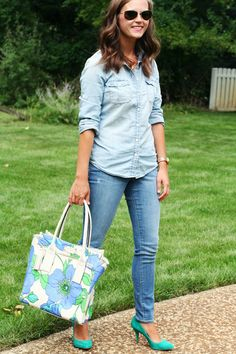 A personal style blog featuring simple and casual style for moms and women in western michigan.