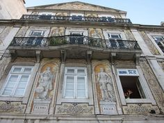 Celebrating the Distinctive Tiles of Lisbon, Portugal via CityLab.com - March 2015   A new short film looks at the vibrant and eclectic culture of the Portuguese capital and its trademark azulejos.      Sam Sturgis @sampsturgis