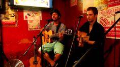 Carlos Vives LGB y Jano Arias en SPAIN BREAK Casa Latina Bordeaux 24 07 ...