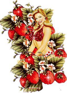 Сша, баба ягодка прикольные картинки с ягодами