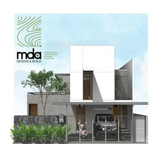 Modern Architecture House, Concept Architecture, Facade Architecture, Modern House Design, Arch House, Facade House, Villa Design, Facade Design, Casa Hotel