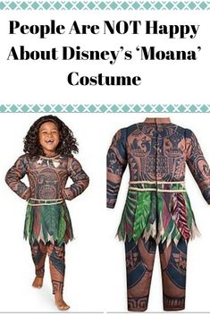 A few Halloweens ago, as kids were gearing up to trick-or-treat, Disney debuted a new costume that had people up in ARMS... #Halloweens #gearing #debuted #costume #interesting #trending #viral #news #entertainment #memes