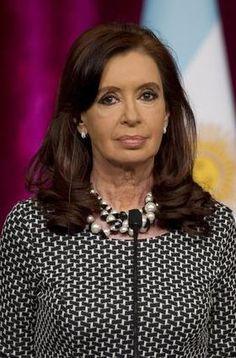 #19 Cristina Fernandez de Kirchner President, Argentina Bachelor of Arts / Science, National University of La Plata