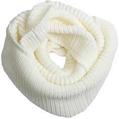 Urban CoCo Women's Thick Knitted Winter Warm Infinity Scarf ($12) ❤ liked on Polyvore featuring accessories, scarves, lenços, pink infinity scarf, infinity scarves, tube scarf, thick scarves and loop scarf