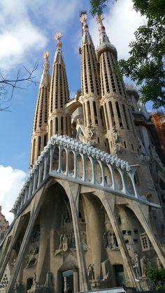 Sagrada Familia di Barcellona