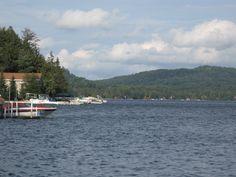 Fourth Lake, Inlet NY, Adirondack Mts