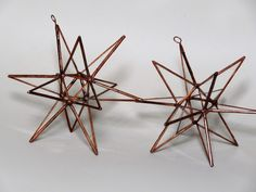 Świąteczna Gwiazda - GlassWoodMe - Dekoracje