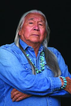 Floyd Red Crow Westerman, played Ten Bears in Dances with Wolves, and represents Many Waters in Where the Horses Run trilogy and the part of Realms of the Earth, and Within the Sacred Circle.  He passed away while I was writing the book.  He could also represent Uncle John and Thundering Hooves, though Gordon Tootoosis, who recently passed, could be one of them.