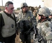 The fight against the Islamic State (ISIS) is  in every sense of the word a war, not a counterterrorism operation,  retired four-star Army Gen. Jack Keane said Saturday, and to win that war, troops are needed on the ground. Obama has described the fight against ISIS as...