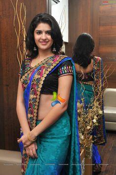 Deeksha in saree by Ragalahari on DeviantArt South Indian Actress Photo, Indian Actress Hot Pics, Indian Actresses, South Indian Heroine, Beautiful Girl Photo, Beautiful Girl Indian, Most Beautiful Indian Actress, 10 Most Beautiful Women, Indian Girl Bikini