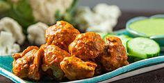 Mo's Meatless Mondays - Cauliflower Buffalo Wings