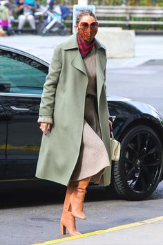 Estilo Olivia Palermo, Look Olivia Palermo, Olivia Palermo Street Style, Olivia Palermo Outfit, Olivia Palermo Lookbook, Look Fashion, Daily Fashion, Mode Outfits, Fashion Outfits