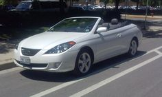 Convertible for rent in Chicago, IL. Toyota Camry Solara — Turo car rental