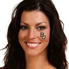Baylor Bears 4-Pack Temporary Tattoos - $3.99